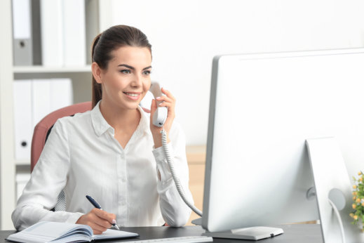 A Great Receptionist for Your Practice